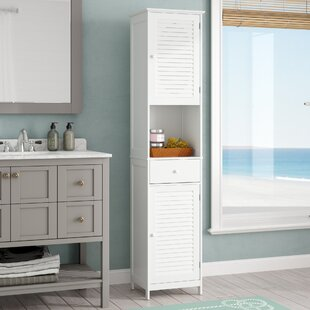Munoz 1575 W x 7088 H 1375 D Linen Tower by Beachcrest Home