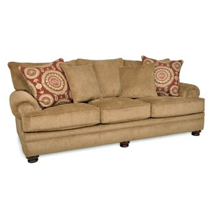 Westerville Twill Sofa by Alcott Hill