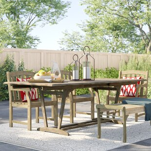 Manchester Solid Wood Dining Table by Sol..