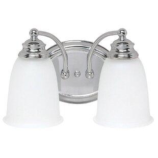Find Kelwynne 2-Light Vanity Light By Winston Porter