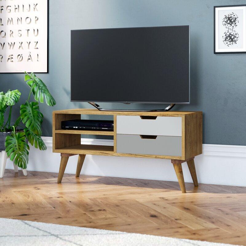 george oliver carnany upper solid wood entertainment unit for tvs up rh wayfair co uk entertainment unit nz entertainment unit ideas