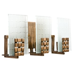 Varaluz Dreamweaver Recycled 3-Light Vanity Light