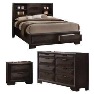 Legler Panel Configurable Bedroom Set