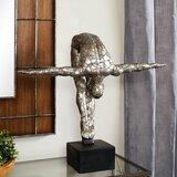 Diving Man Sculpture Wayfair
