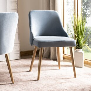 Dinwiddie Upholstered Dining Chair (Set of 2)