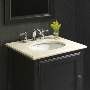 American Standard Ovalyn Ceramic Oval Und..