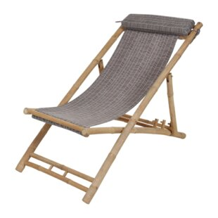 Reclining Deck Chair By Selsey Living