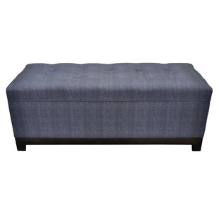 Latitude Run Raby Upholstered Storage Bedroom Bench