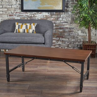 Bertha Coffee Table by Williston Forge Today Sale Only