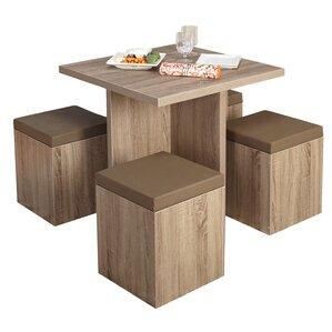 Osgood 5 Piece Dining Set