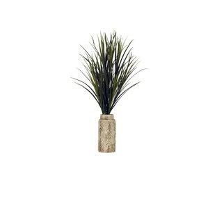 Tall Mango Grass Floor Plant In Planter