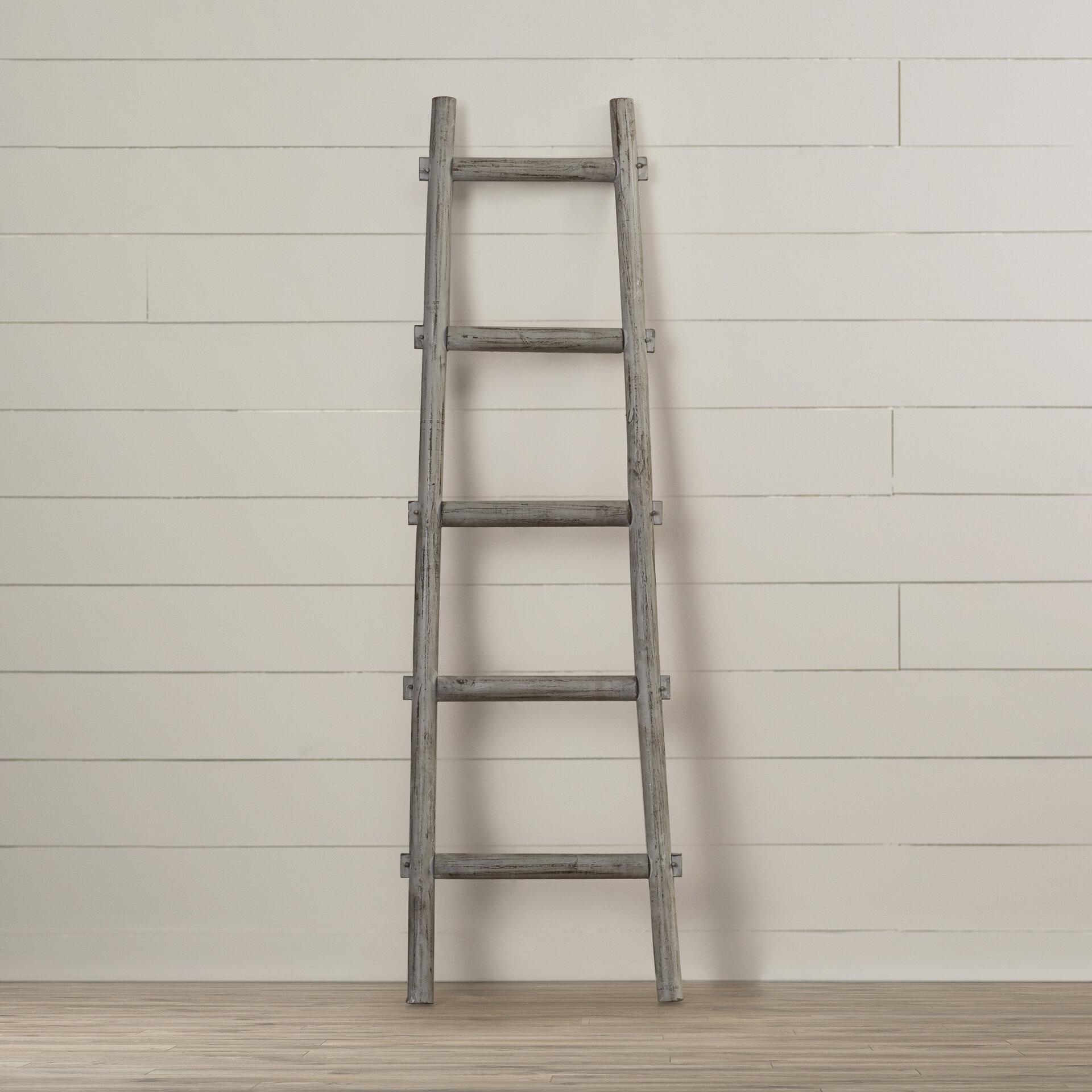 August Grove® Lianes Blanket Ladder & Reviews   Wayfair
