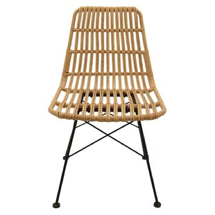 Wrought Studio Trott Metal and Plastic Side Chair