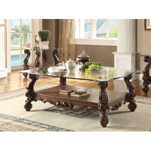 Fleur De Lis Living Couto Coffee Table