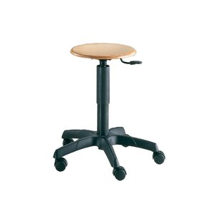 Review Height Adjustable Firenze Active Stool