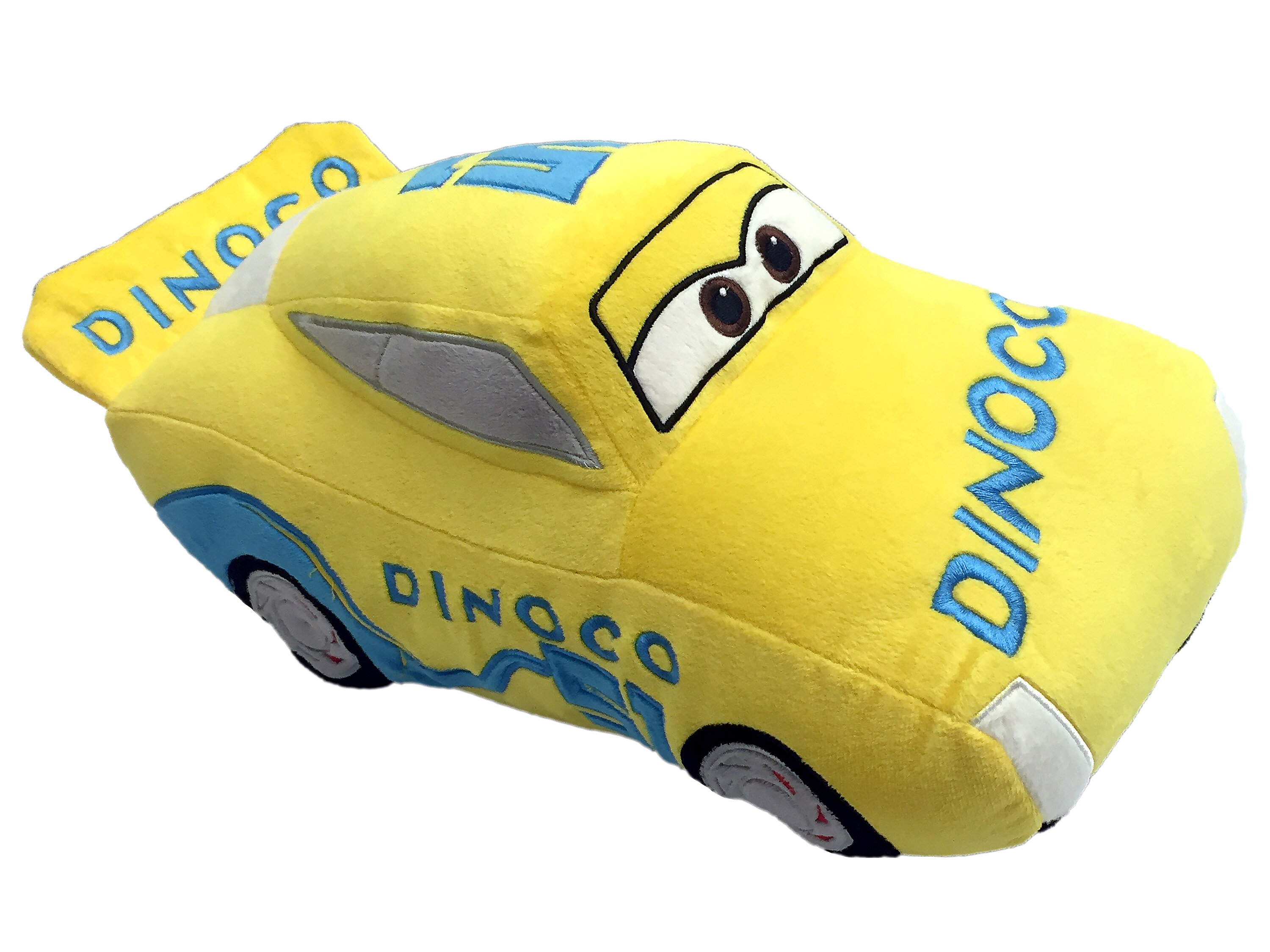Warner Brothers Disney Pixar Cars Movie Cruz Ramirez Race Plush