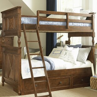 Big Sur by Wendy Bellissimo Twin Over Twin Bunk Bed by Wendy Bellissimo by LC Kids
