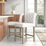Annika Bar & Counter Stool (Set of 2) by Kelly Clarkson Home