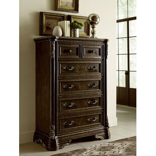 Hepburn 6 Drawer Lingerie Chest
