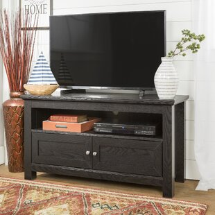 Dunmore Wood Cabinet TV Stand For TVs Up To 43