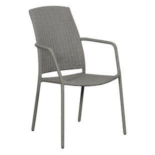 Marx Stacking Garden Chair By Sol 72 Outdoor