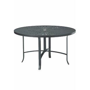 La'Stratta Metal Dining Table by Tro..