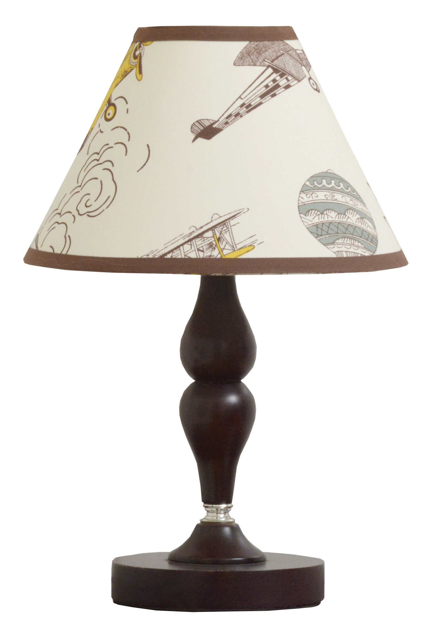 Geenny Air Show Airplane Aviator Baby Nursery 10 Empire Lamp Shade Reviews Wayfair