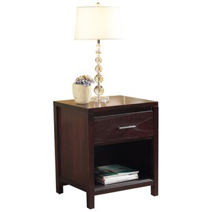 Joachim 1 Drawer Nightstand by Mistana
