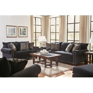 Canora Grey Belhaven Configurable Living Room Set