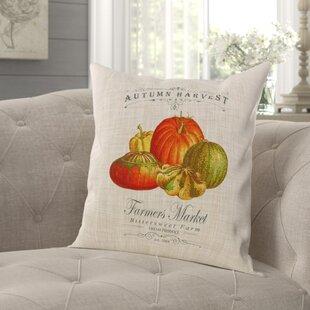 Spivey Autumn Harvest Pillow Cover