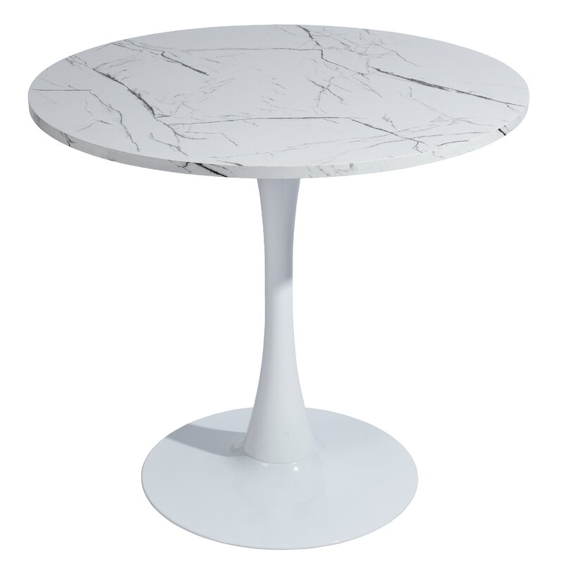 Orren Ellis Montegue Dining Table Reviews Wayfair