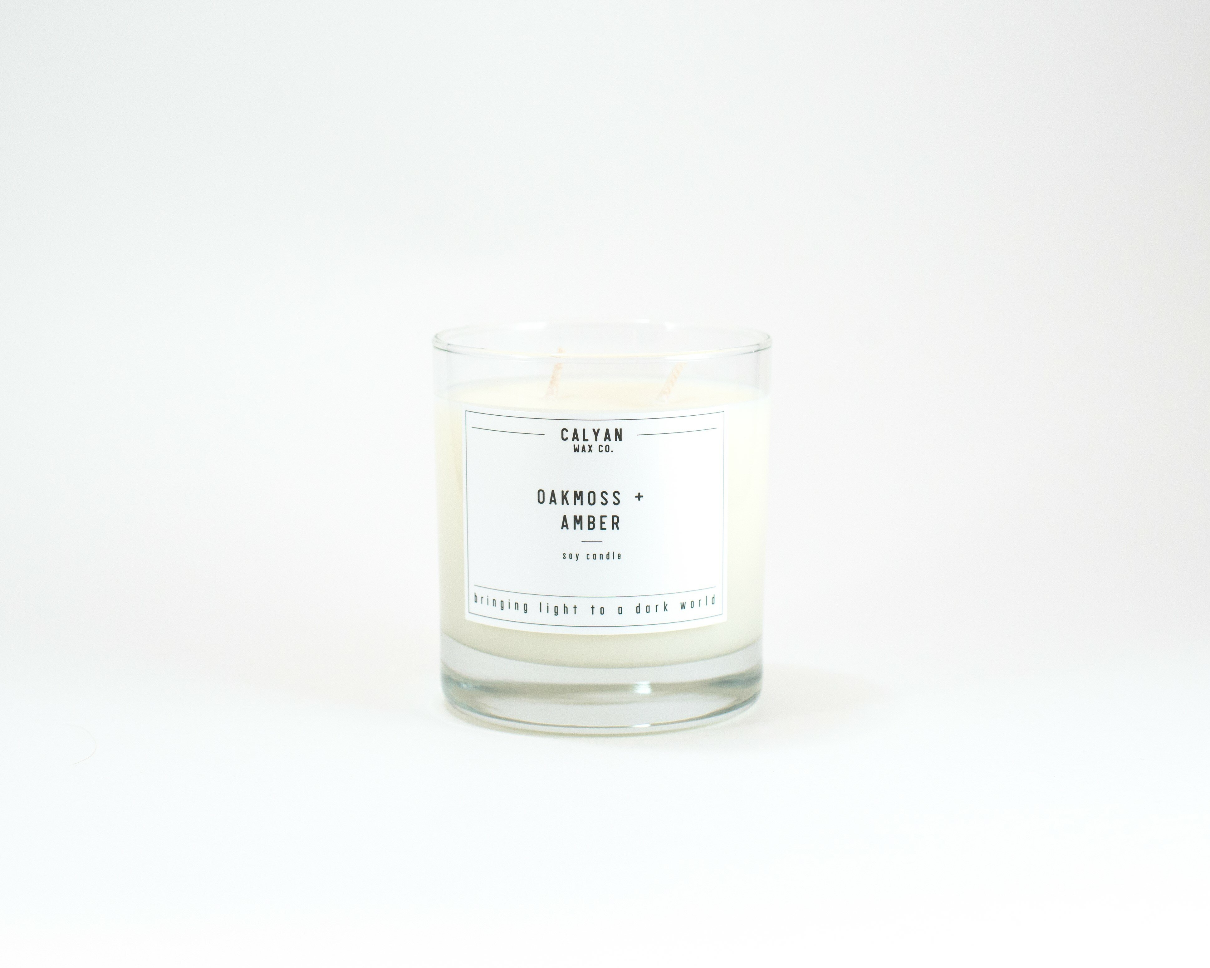 16oz Cream French Vanilla Candle ~ Scented Soy Wax 16oz Candle~ 100 Hour Burn Time ~ Made in USA