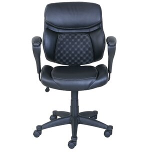 Serta at Home Accupressure Mid-Back Mesh Office Chair