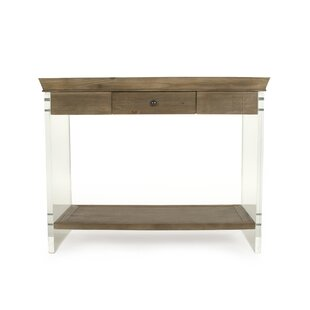 Issa Acrylic Console Table