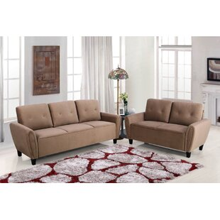 Reviews Murrill 2 Piece Living Room Set by Wrought Studio Reviews (2019) & Buyer's Guide