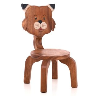 Cat Children's Novelty Chair By Just Kids