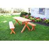 Starkey 3 Piece Picnic Table