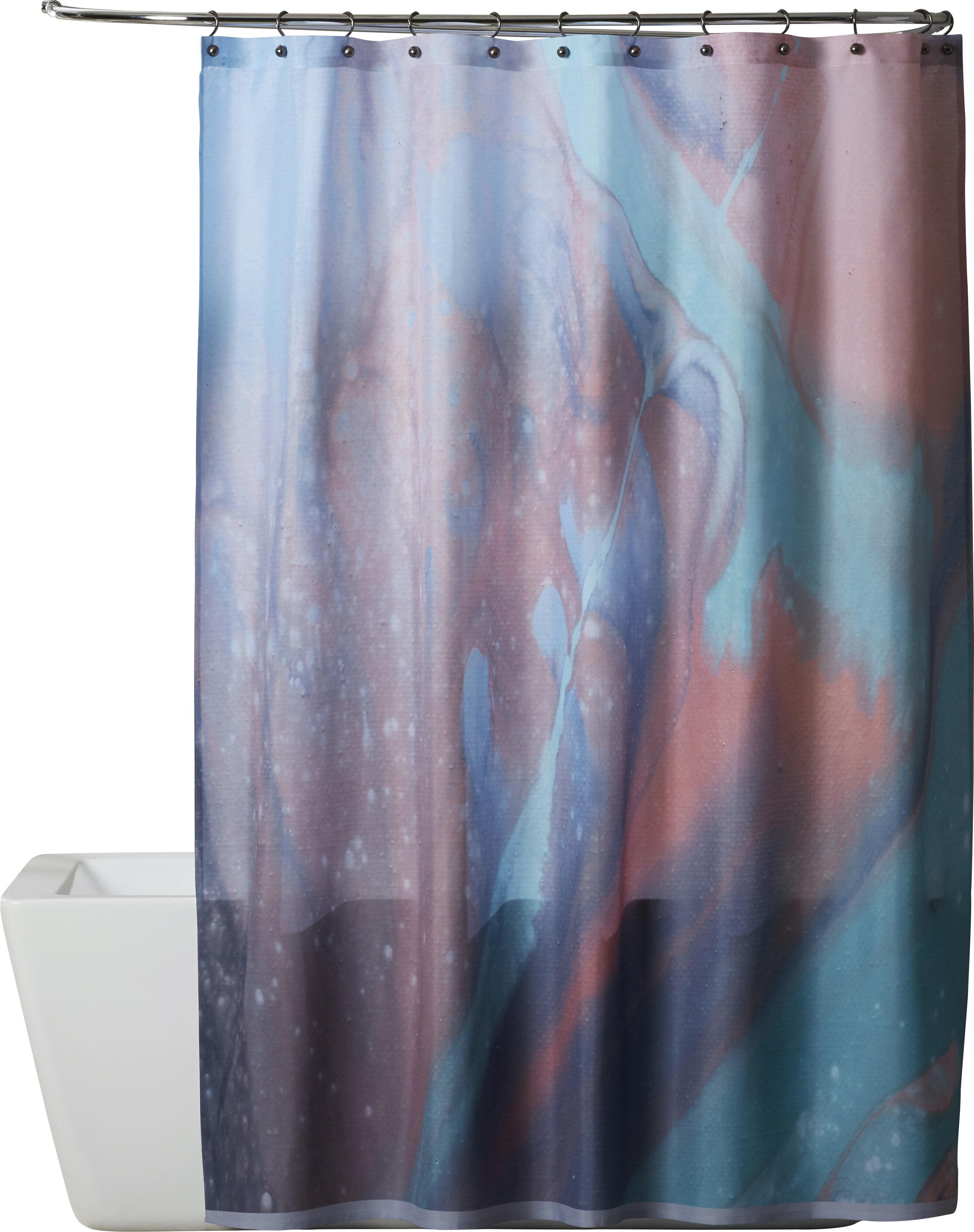 Brayden Studio Deb Mcnaughton In The Ocean Single Shower Curtain Wayfair