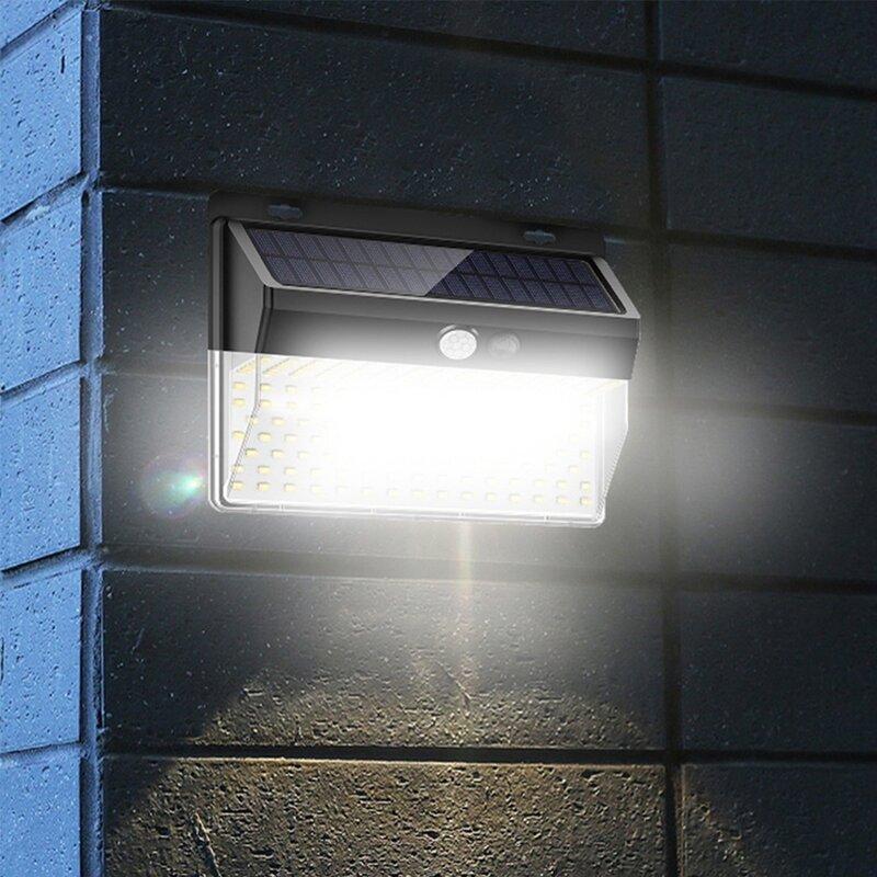 Kerrogee 8 Watt Led Solar Power Outdoor Security Area Light With Motion Sensor Pack Of 2 Reviews Wayfair