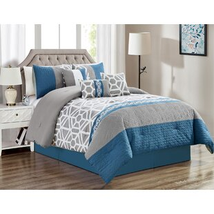 Gordy Luxury Comforter Set