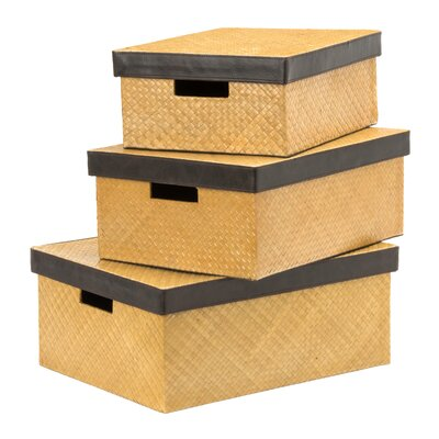 Wicker Rattan Baskets Amp Boxes You Ll Love In 2019