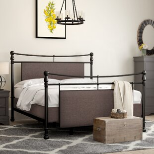 Mathilda Upholstered Panel Bed..