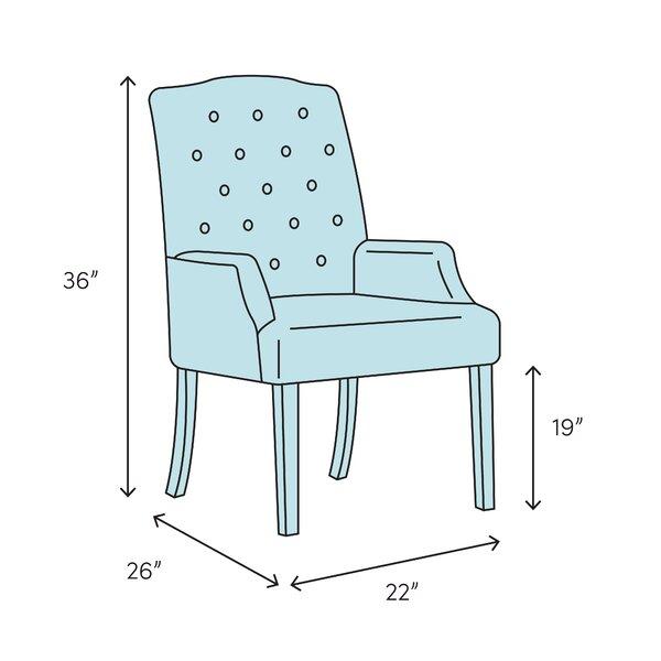 Mercer41 Lurline Upholstered Dining Chair Wayfair