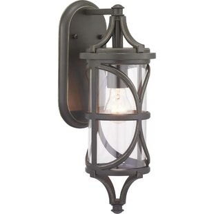 Merchant Outdoor Sconce by Alcott Hill