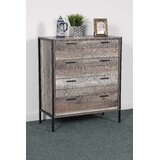 Silwell 4 Drawer Chest by Union Rustic