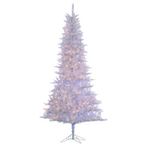 white christmas trees youll love wayfair - A Christmas Tree