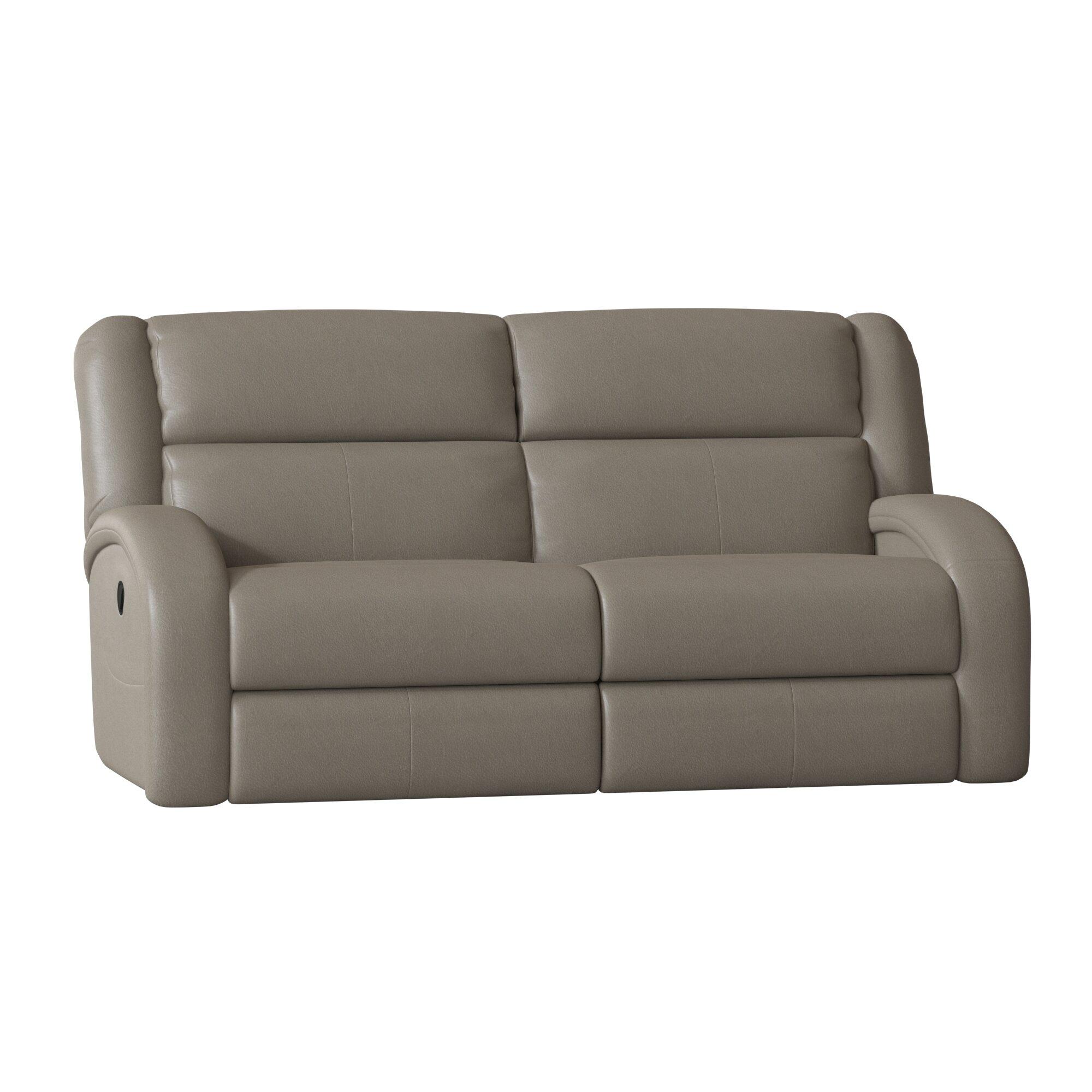 Terrific Maverick Leather Reclining Loveseat Uwap Interior Chair Design Uwaporg