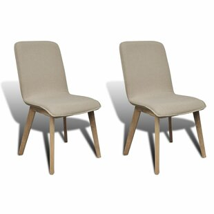 Parisi Upholstered Dining Chair (Set of 2..