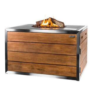 Polyresin Propane Fire Pit Table By Mania Happy Cocooning