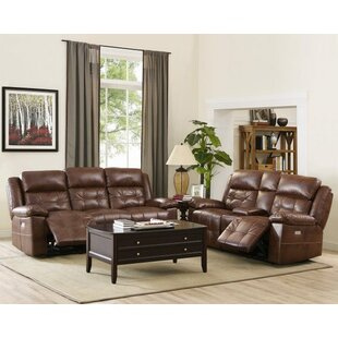 Jemima 3 Piece Reclining Configurable Living Room Set